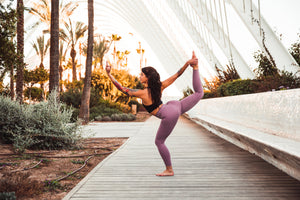 High stretch and flexibility, Yoga and Fitness Leggings
