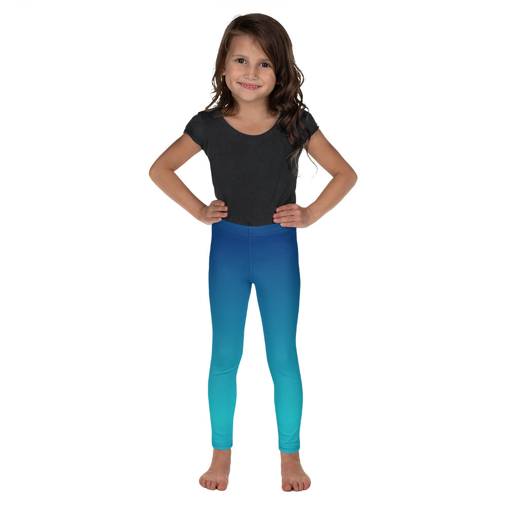Kids Ocean Leggings