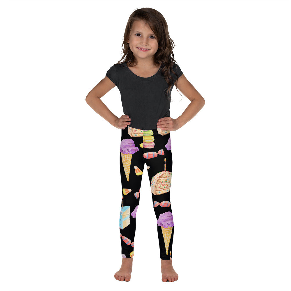 Toddler Leggings Vintage Dessert - Flow Vibe Wear