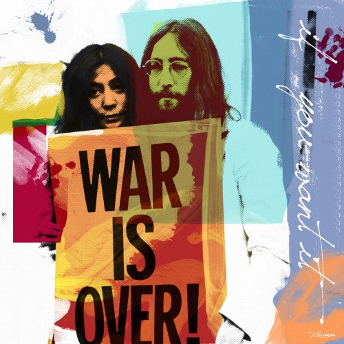 2012 Vision of Peace: War is Over if You Want It