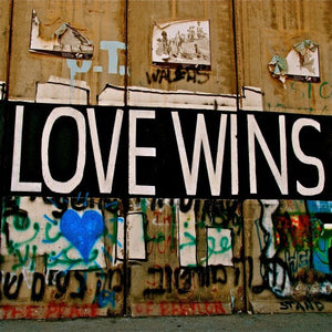2013 Vision of Peace: Love Wins