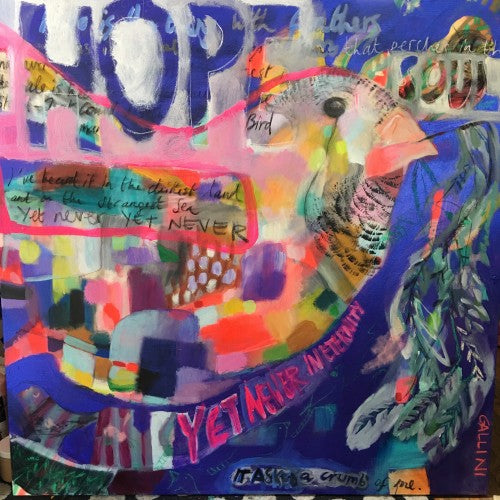 2017 Vision of Peace: HopefinchThe Peace Project - The Whole 9 Gallery