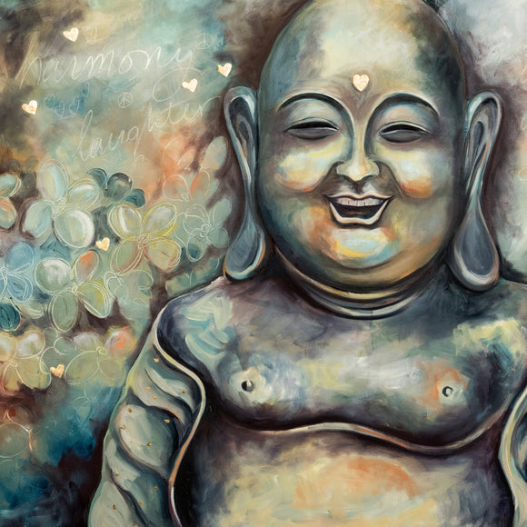2017 Vision of Peace: Laughing BuddhaThe Peace Project - The Whole 9 Gallery