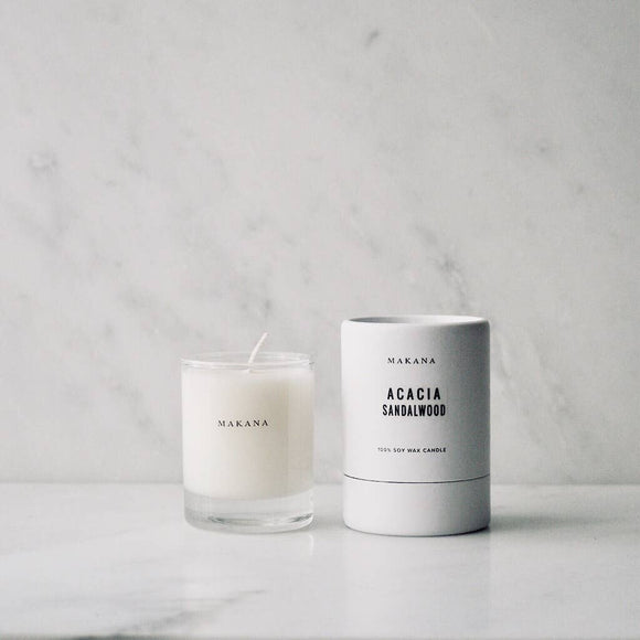 Acacia Candle by Makana