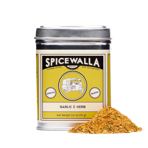 Garlic & Herb Seasoning by Spicewalla