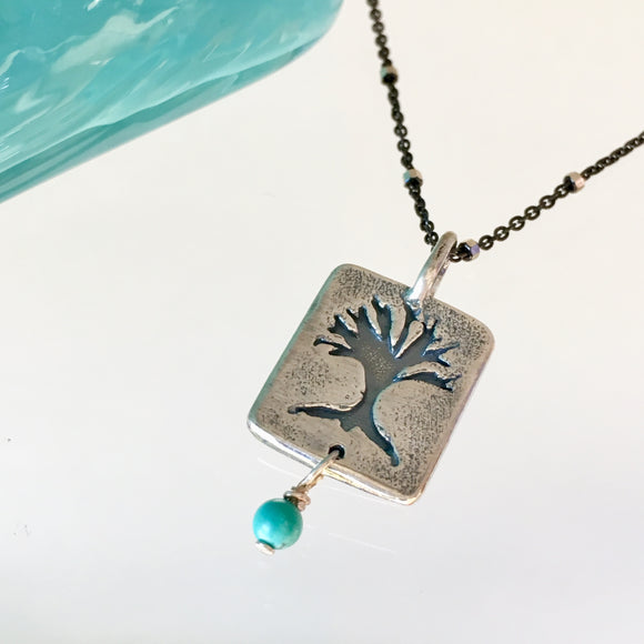 Tree of Life Necklace - The Whole 9 Gallery
