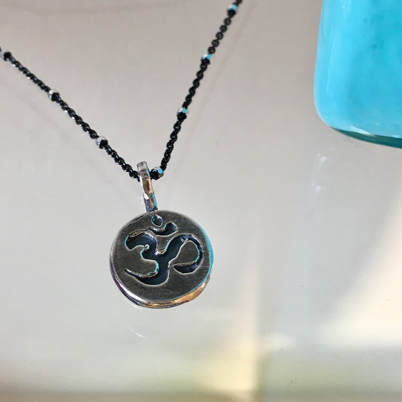 Ohm Necklace - The Whole 9 Gallery
