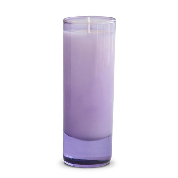 Fresh Lilac Votive Soy Candle by Mixture