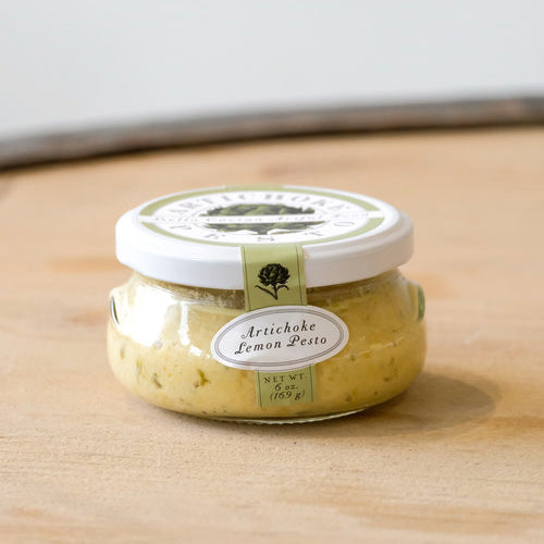 Artichoke Lemon Pesto by Bella Cucina