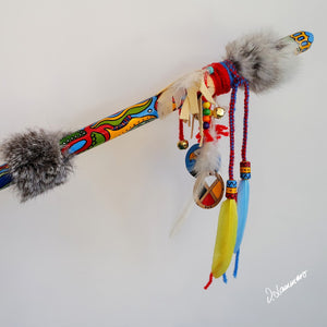 Sunday, June 2, 5:00pm - 7:00pm, Create a Talking Stick