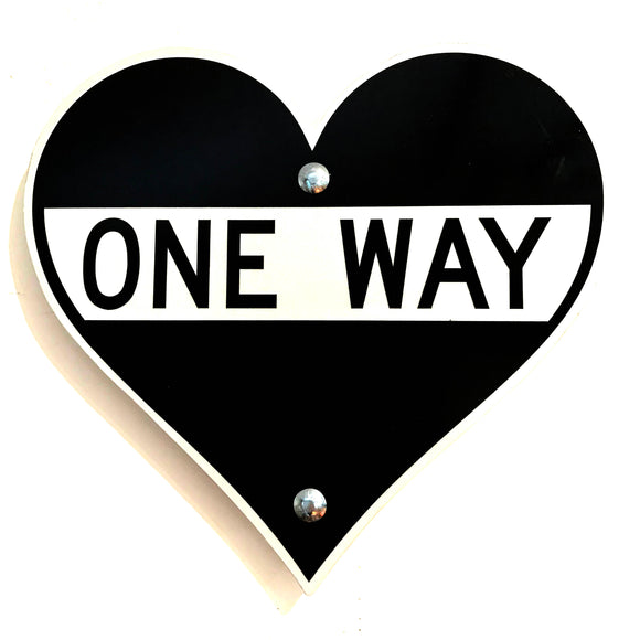 ONE WAY by Scott FroschauerScott Froschauer - The Whole 9 Gallery