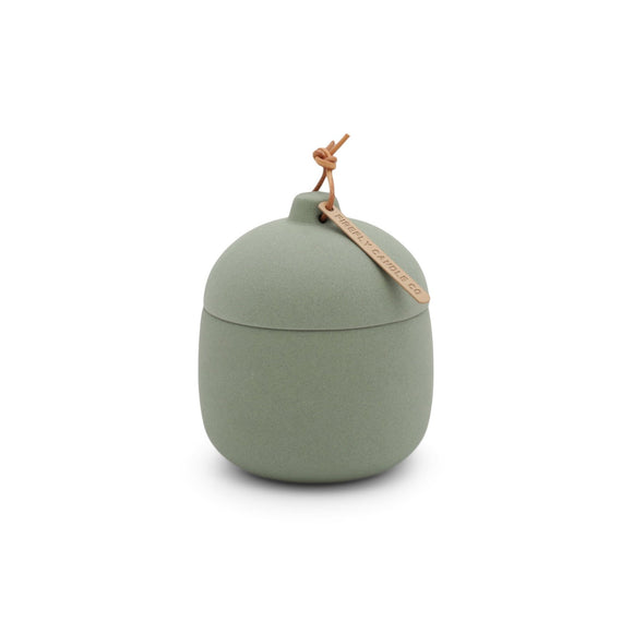 Fresh Cut Basil Keepsake Candle by Firefly Candle Co