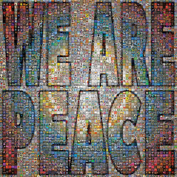 We Are PeaceThe Peace Project - The Whole 9 Gallery
