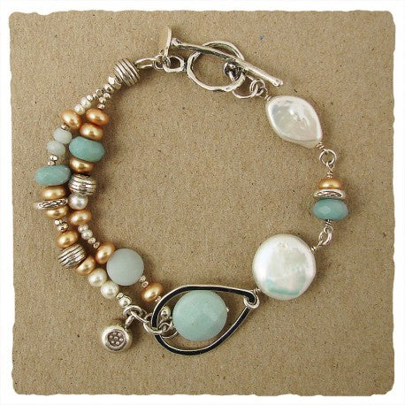 Nautical Treasure Bracelet