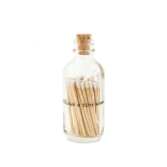 Poetry Mini Match Bottle - The Whole 9 Gallery