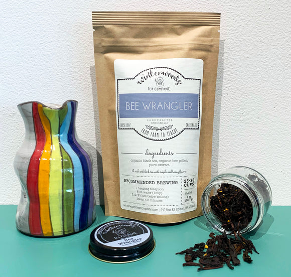 Bee Wrangler Loose Leaf Tea from Winterwoods Tea Company