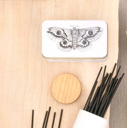 Moth Match Tin - The Whole 9 Gallery
