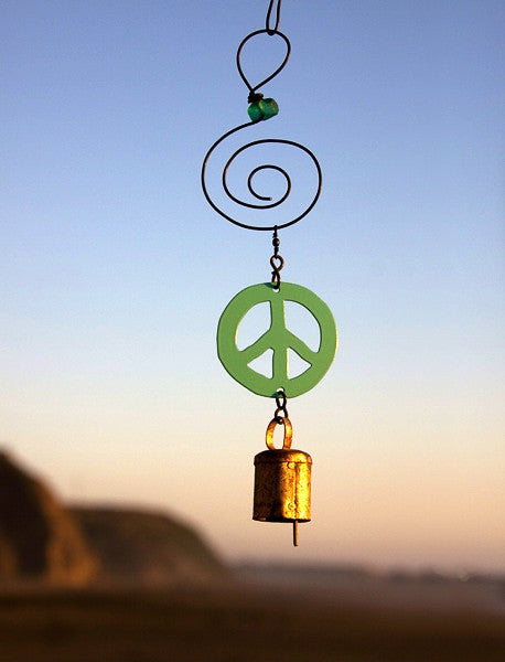 Peace Chime - The Whole 9 Gallery