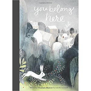 """You Belong Here"" Book"