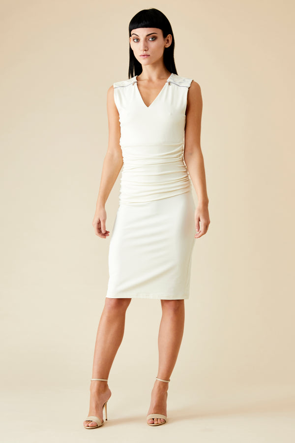 SARA BODYCON SLEEVELESS DRESS