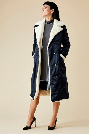 """TEDDY BEAR HUG"" COAT"