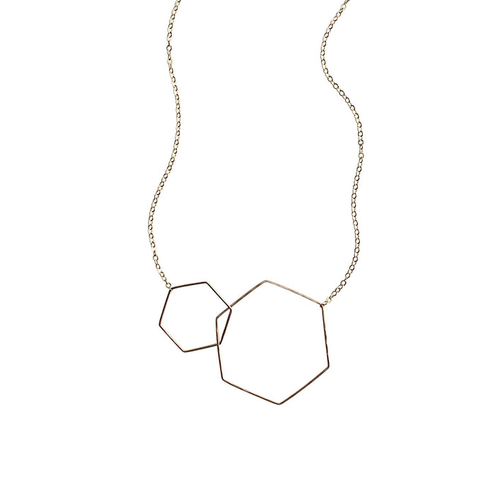 Honey Duet Necklace