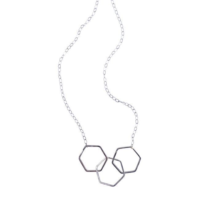 Honey Trio Necklace