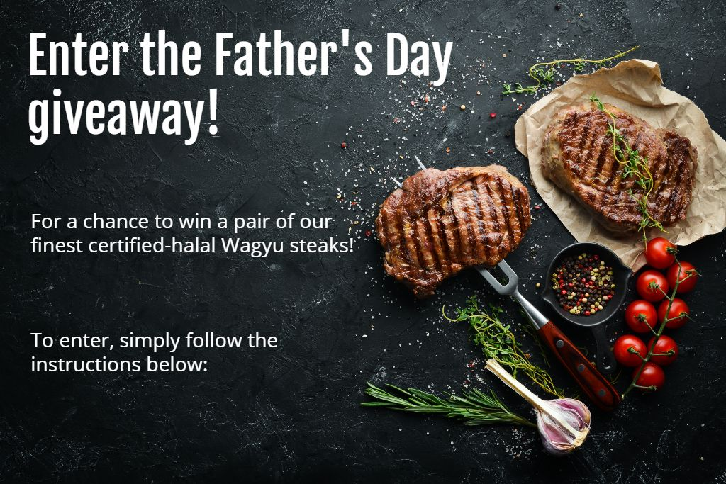 The finest halal-certified Wagyu steaks at SaveCo Online