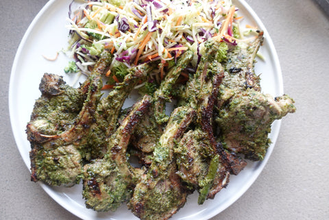 BBQ Lamb Chops, by Halal Girl About Town - For SaveCo Online