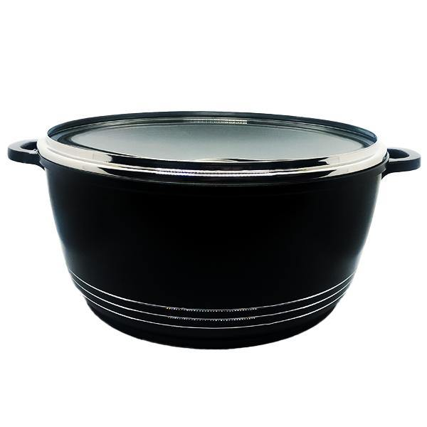 Die Cast Cooking Pot & Lid 30cm - SaveCo Online Ltd