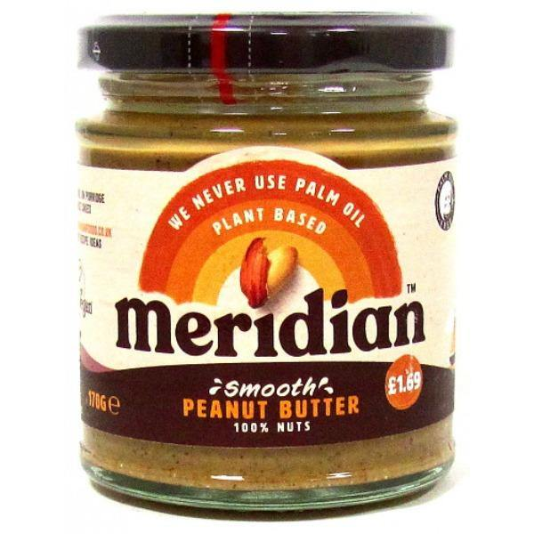 Meridian smooth peanut butter SaveCo Online Ltd
