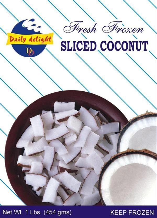 Daily Delight sliced coconut SaveCo Online Ltd