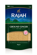 Rajah Ground Ginger - 85g - SaveCo Cash & Carry