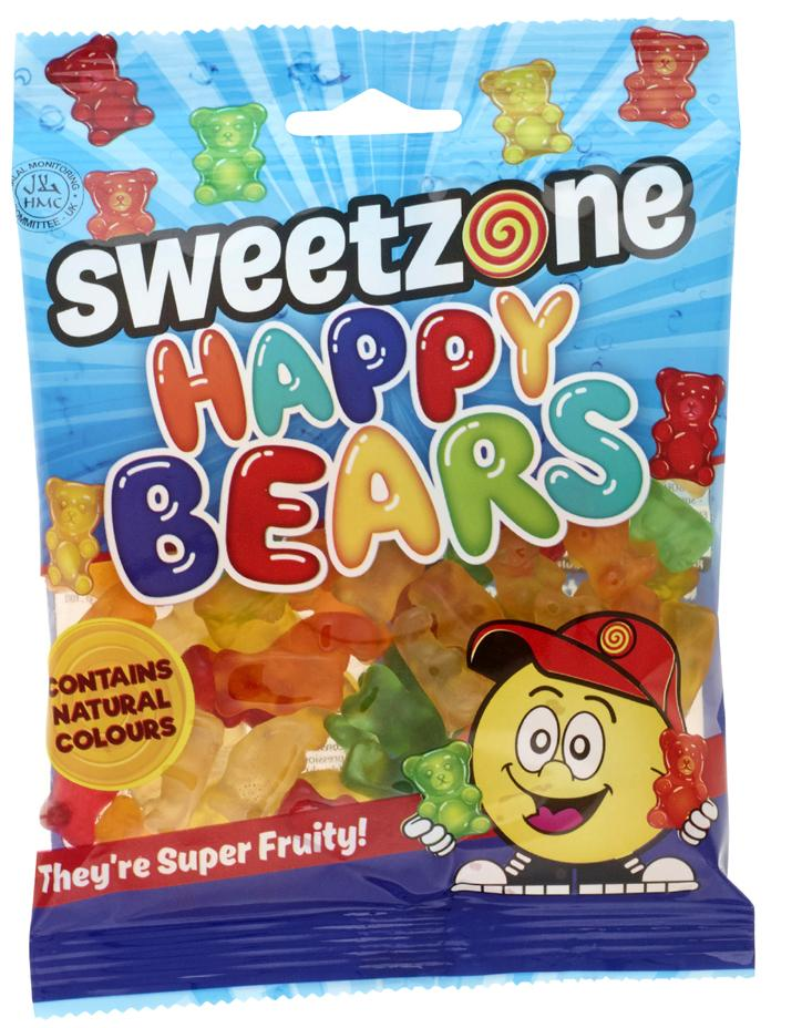 Sweetzone Happy Bears SaveCo Bradford