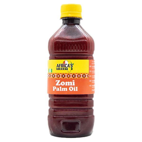 Africa's Finest Zomi Palm Oil 500ml SaveCo Online Ltd