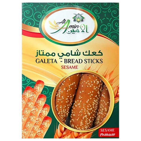 Al Amin Sesame Breadsticks 450g SaveCo Online Ltd