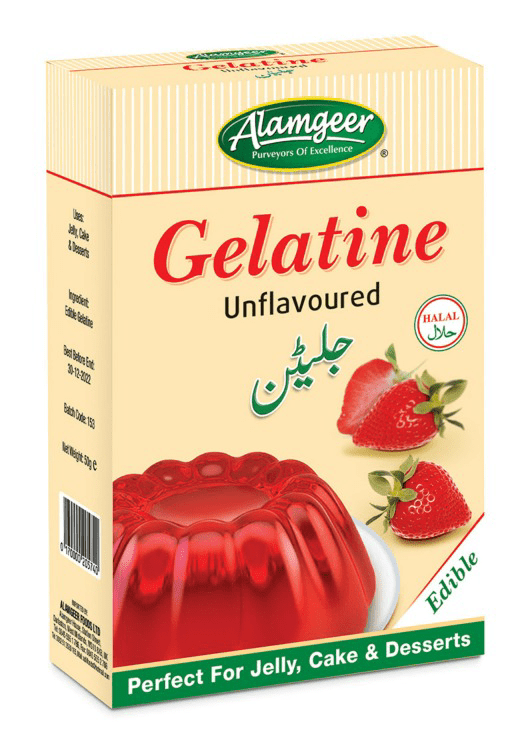 Alamgeer gelatine edible SaveCo Online Ltd