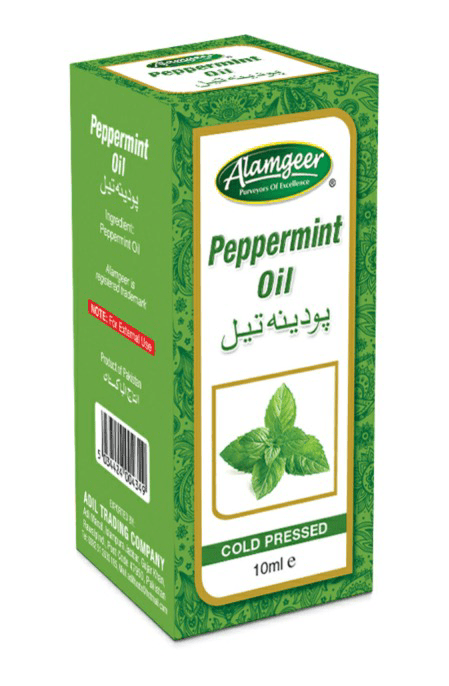 Alamgeer peppermint oil cold pressed SaveCo Online Ltd