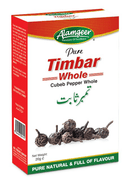 Alamgeer timbar whole cubeb pepper whole SaveCo Bradford