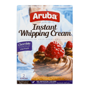 Aruba instant whipping cream - chocolate SaveCo Online Ltd