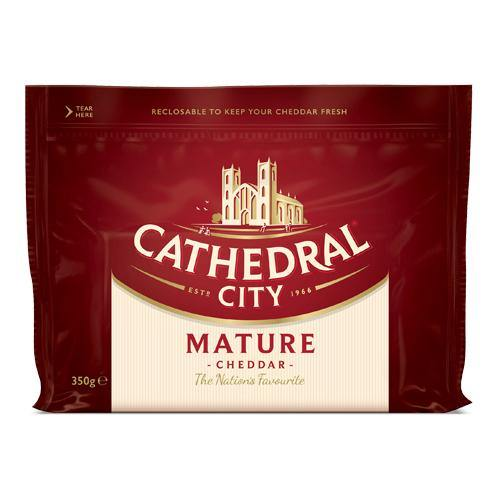 Cathedral city mature cheddar SaveCo Bradford