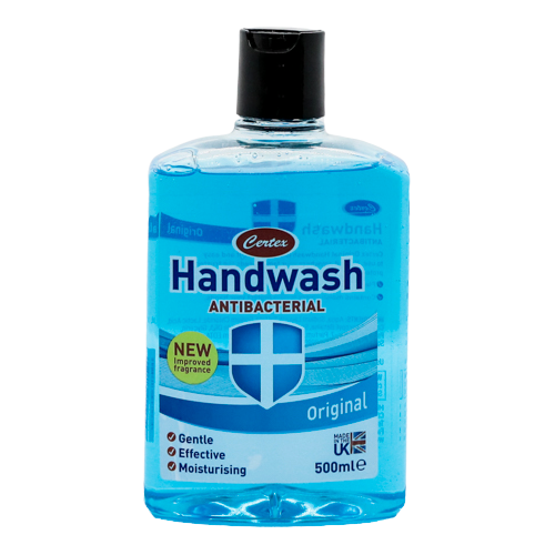 Certex antibacterial handwash - 500ml - SaveCo Cash & Carry
