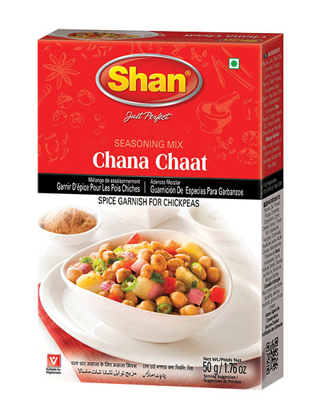 Shan Chana Chaat SaveCo Bradford