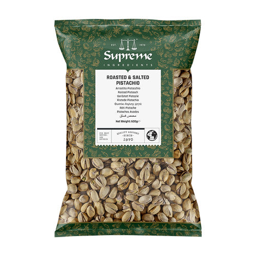 Supreme roasted & salted pistachio - SaveCo Cash & Carry
