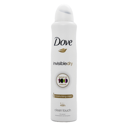 Dove Invisible Dry moisturising cream - SaveCo Cash & Carry