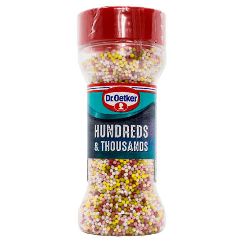 Dr Oetker hundreds & thousands - 65g - SaveCo Cash & Carry