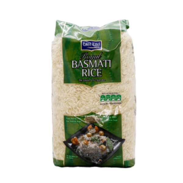 East End basmati rice - SaveCo Cash & Carry