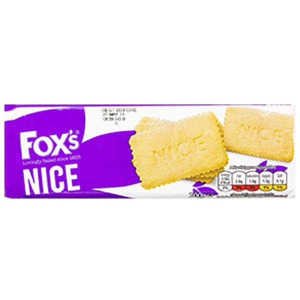 Fox's Nice Biscuits 200g - SaveCo Online ltd