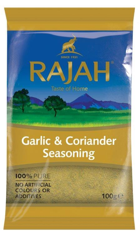 Rajah Garlic Coriander - SaveCo Cash & Carry