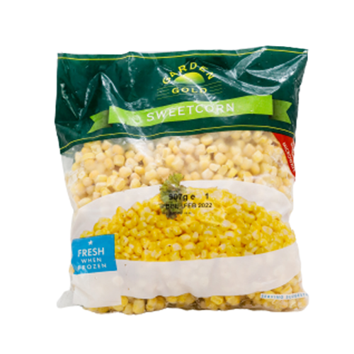 Garden Gold frozen sweetcorn - SaveCo Cash & Carry